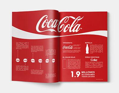 Infografía: Coca-Cola