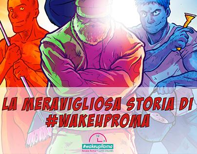 WakeupRoma - Ebook