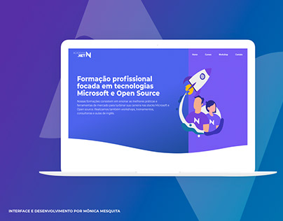 Interface Website e Desenvolvimento Wordpress
