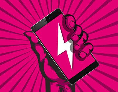 T-Mobile | Display | LP | 2016 | 2015