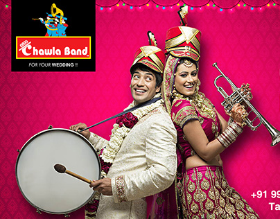 Hoarding Concepts for a Wedding Band