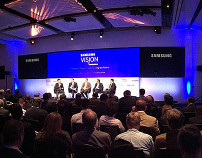 Samsung: Vision for Tomorrow Vignette