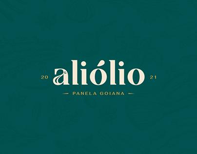 Aliólio - Brand Identity