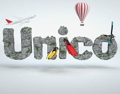 """CGI Animation """"Único"""", Banco Santander"""