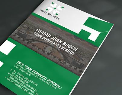 Proyecto Juan Bosch (Brochure y Bajante)