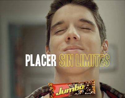 Chocolates Jumbo Placer sin límites