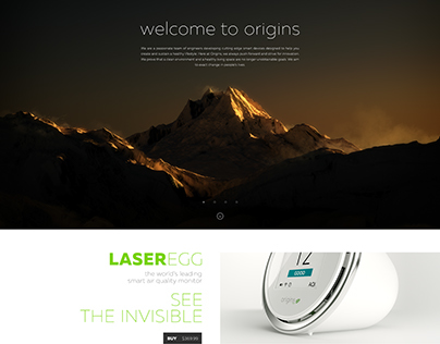 Origins Technology - Rebranding