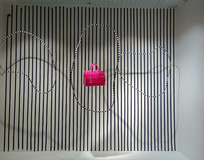 window display\ furla
