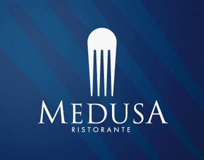 Logo Medusa Ristorante // Jellyfish Restaurant