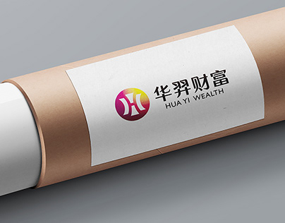 Hua Yi Wealth Brand Design