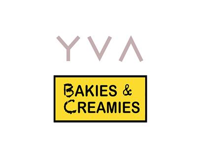YVA X Bakies & Creamies