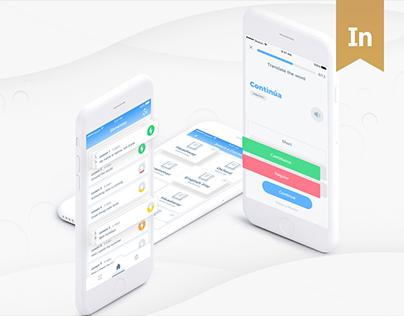Engly - Mobile Application Design (UI/UX)