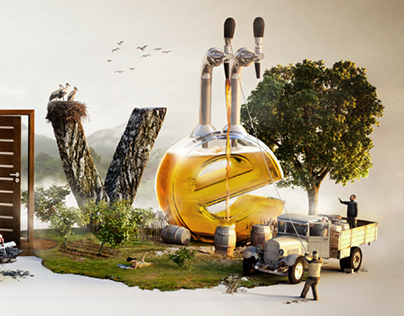 Creative miniworld - 3D