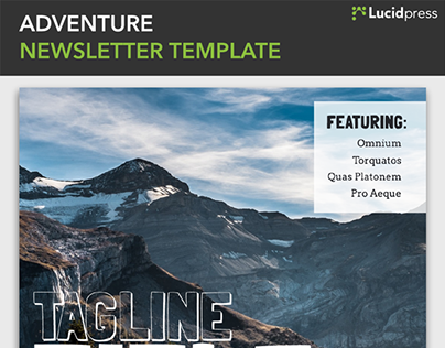 Newsletter Templates | Made in Lucidpress