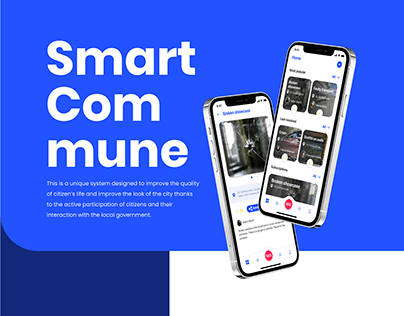 Smart Commune App