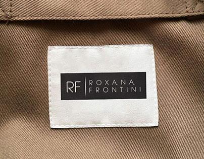 Roxana Frontini. Brand Identity