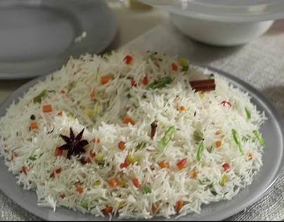 India Gate Basmati Rice Food stylist Chef Payal Gupta