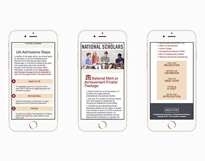 National Merit Website