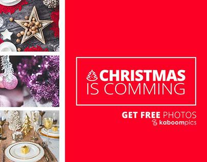 Freebies: 50+ Free Hi-Res Photos // Christmas!