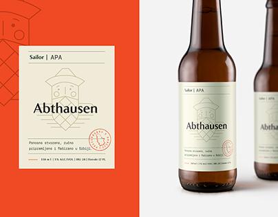 Abthausen Beer Design