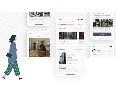 Mobile App for Museums