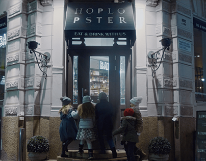HopLopster – A fine dining restaurant designed by kids