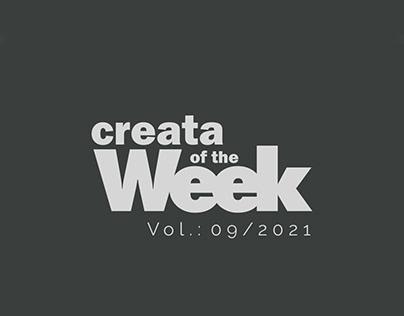 Creata Of The Week - Metro Catalog