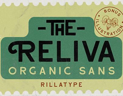 Show More Reliva - Organic Sans (+BONUS)