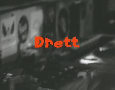 Branding Drett