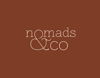 Nomads & Co Branding