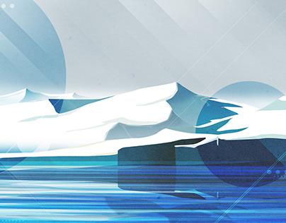 Shackleton Illustration Series