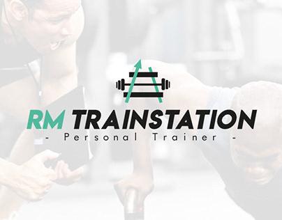 Logo design RM Trainstation