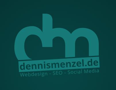 dennismenzel.de Logodesign