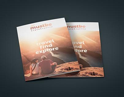 Print Design for Bi-folded A5 Brochure