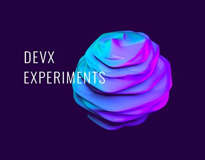 Devx Experiments - DDD2017