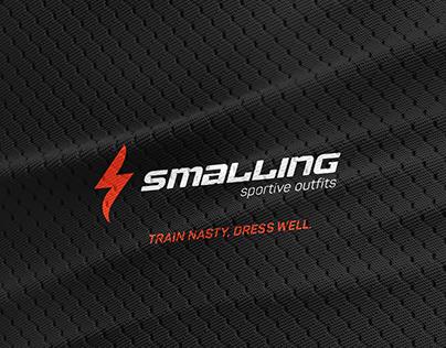 Smalling Sportswear - Brand Identity