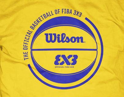 """The Official"" Ball of FIBA 3X3"