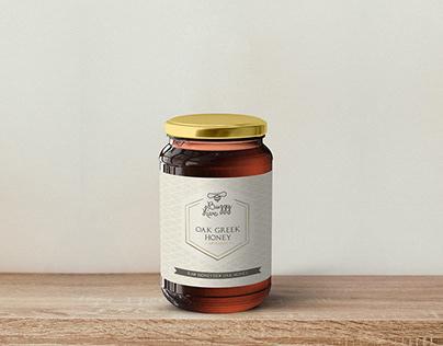 Buzzy Hive Honey