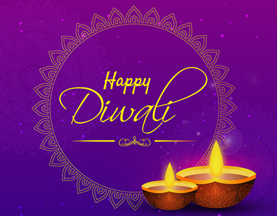 Happy Diwali Motion Graphics