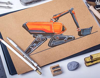 Sketches | Renders
