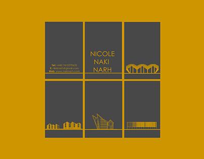 Part 1 Architectural Portfolio