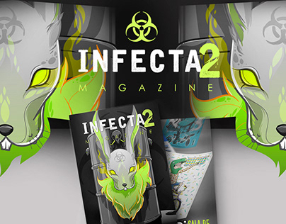 INFECTADOS MAGAZINE Edición No.2