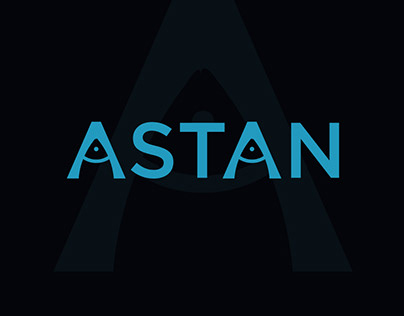 ASTAN FISH COMPANY LOGO DESIGN