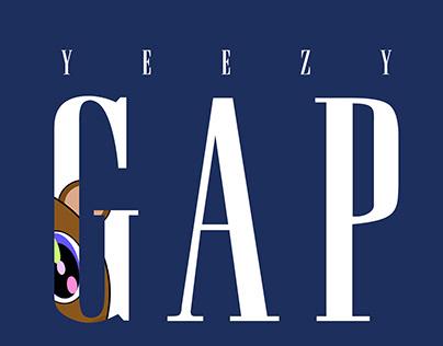 YEEZY x GAP / Concept