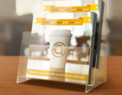 The Good Coffee Company Leaflet (February 2016)
