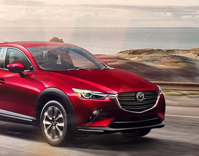 Mazda New CX 3