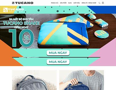 Project website Tucano