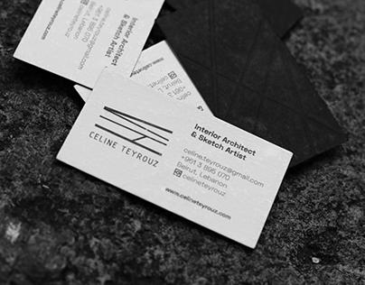 Celine Teyrouz | Brand Identity