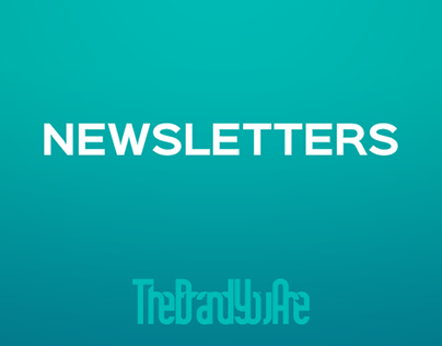 [ Gallery ] NEWSLETTERS