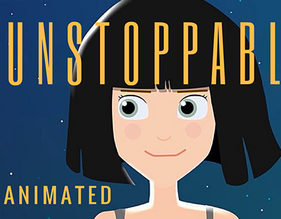 Sia - unstoppable/ Animated Version
